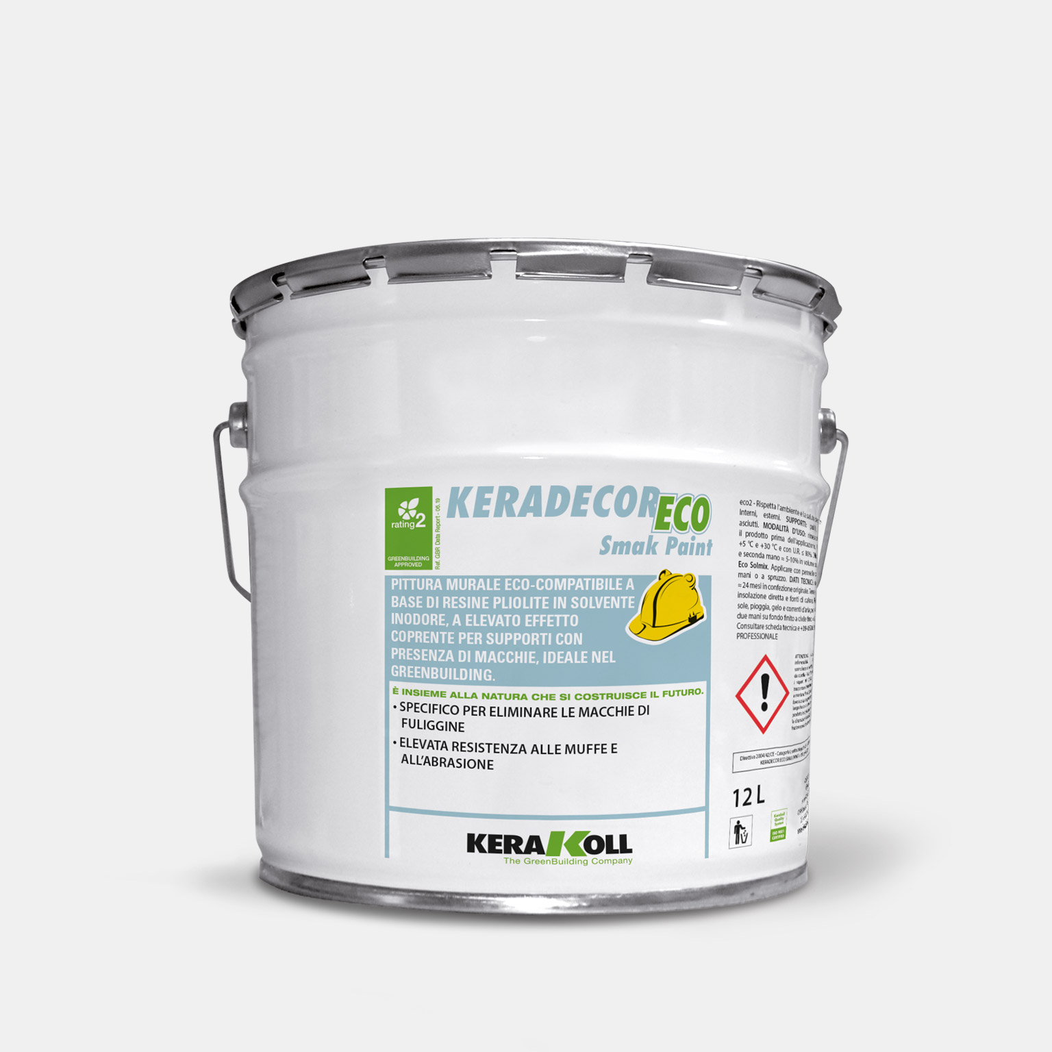 Keradecor Eco Smak Paint - immagine pack