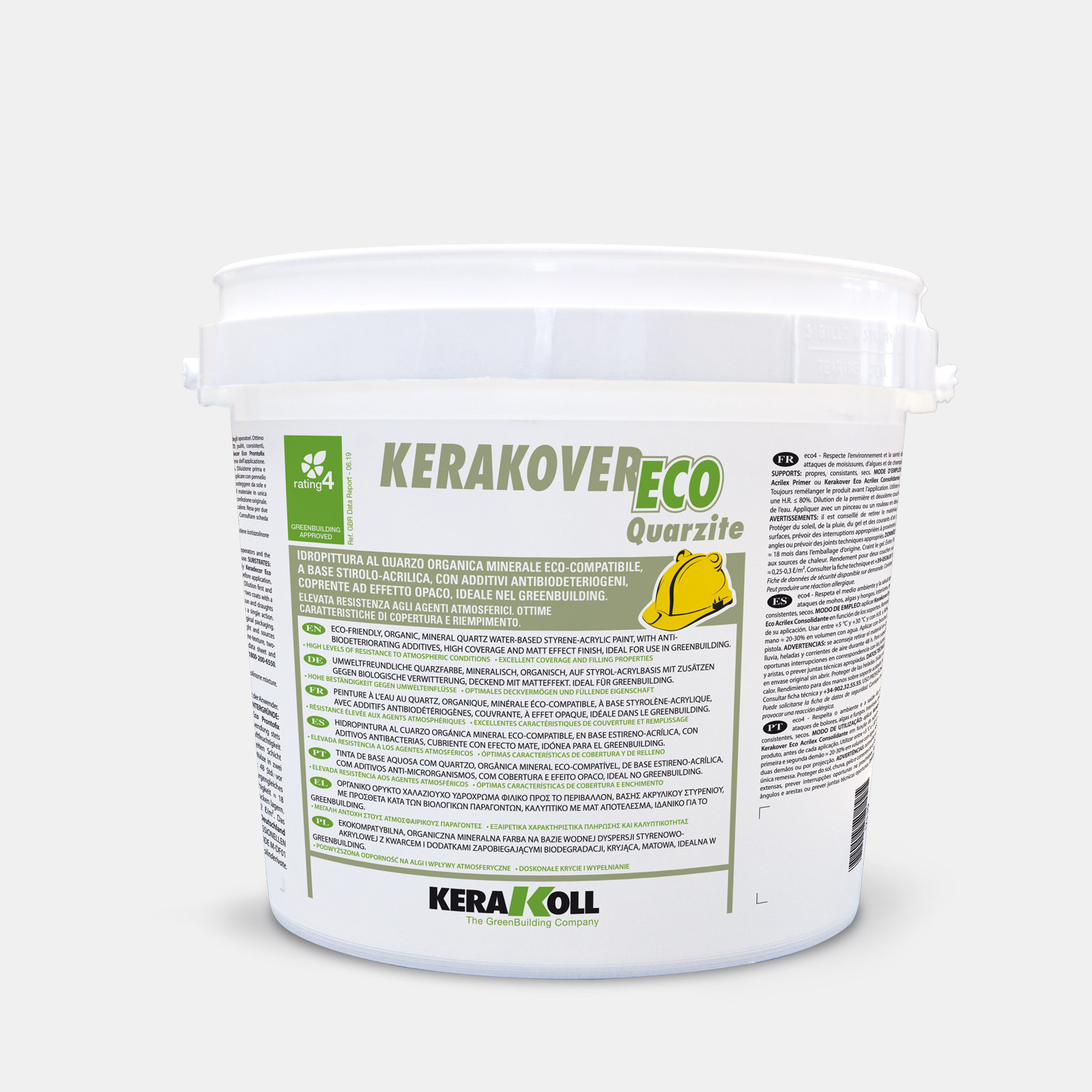Kerakover Eco Quarzite - immagine pack