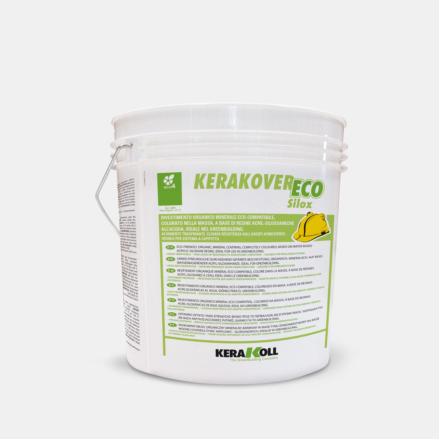 Kerakover eco silox