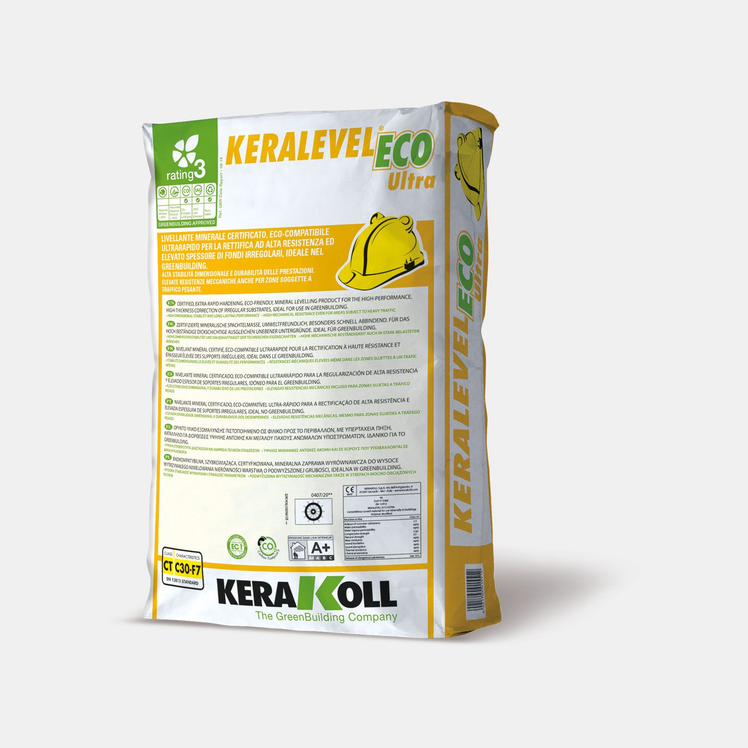 Keralevel Eco Ultra - immagine pack