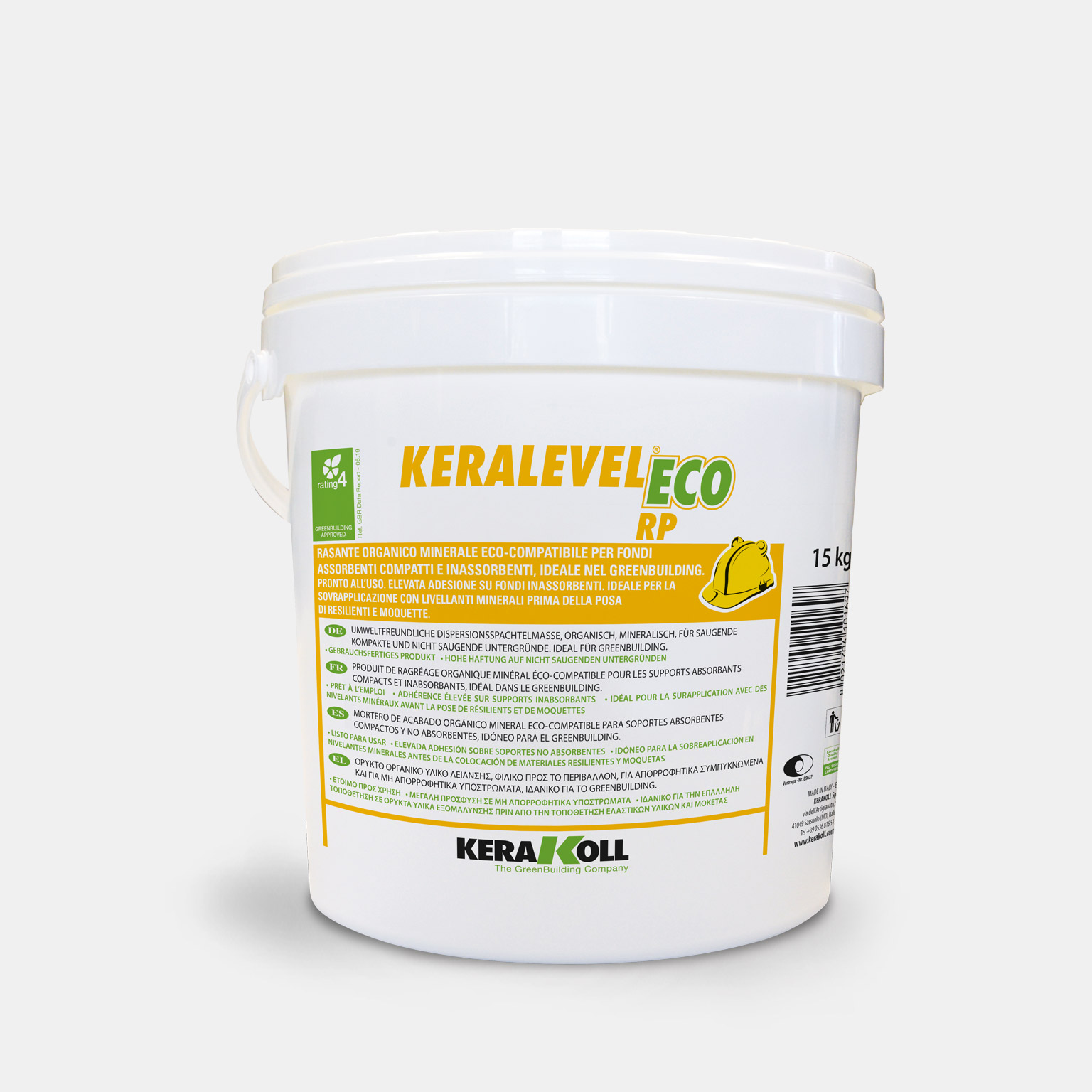 Keralevel Eco RP - immagine pack