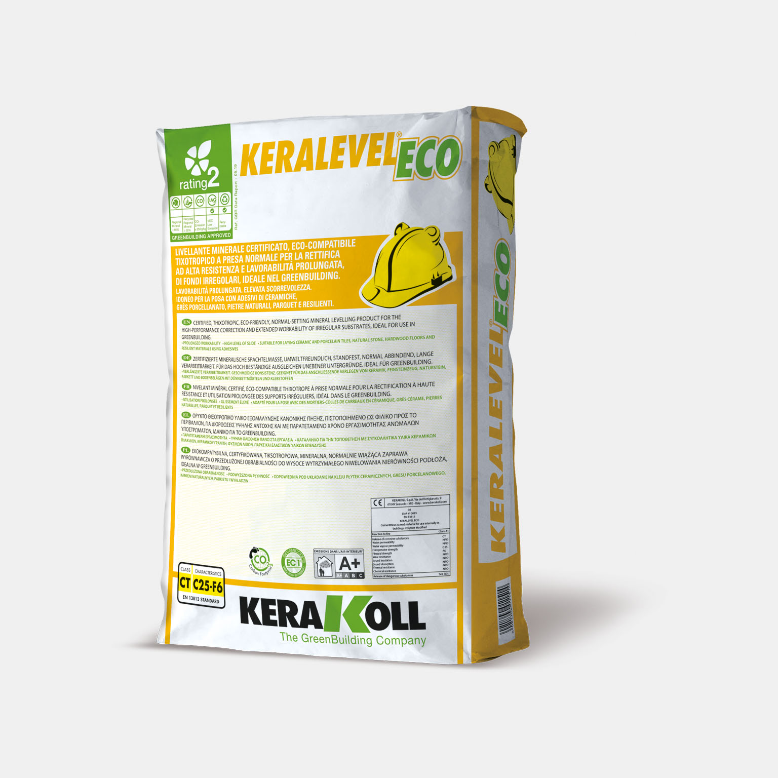 Keralevel Eco - immagine pack