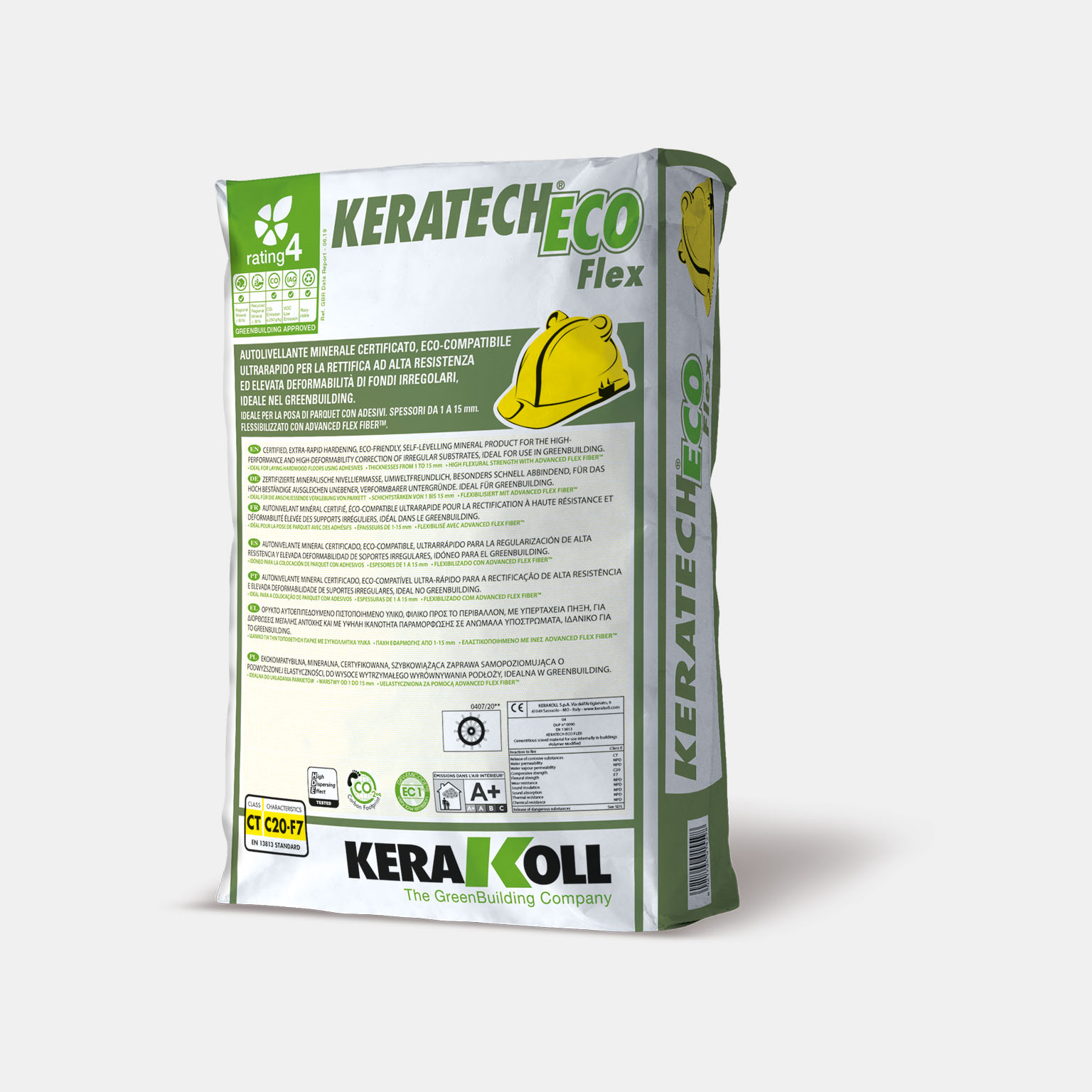 Keratech Eco Flex - immagine pack