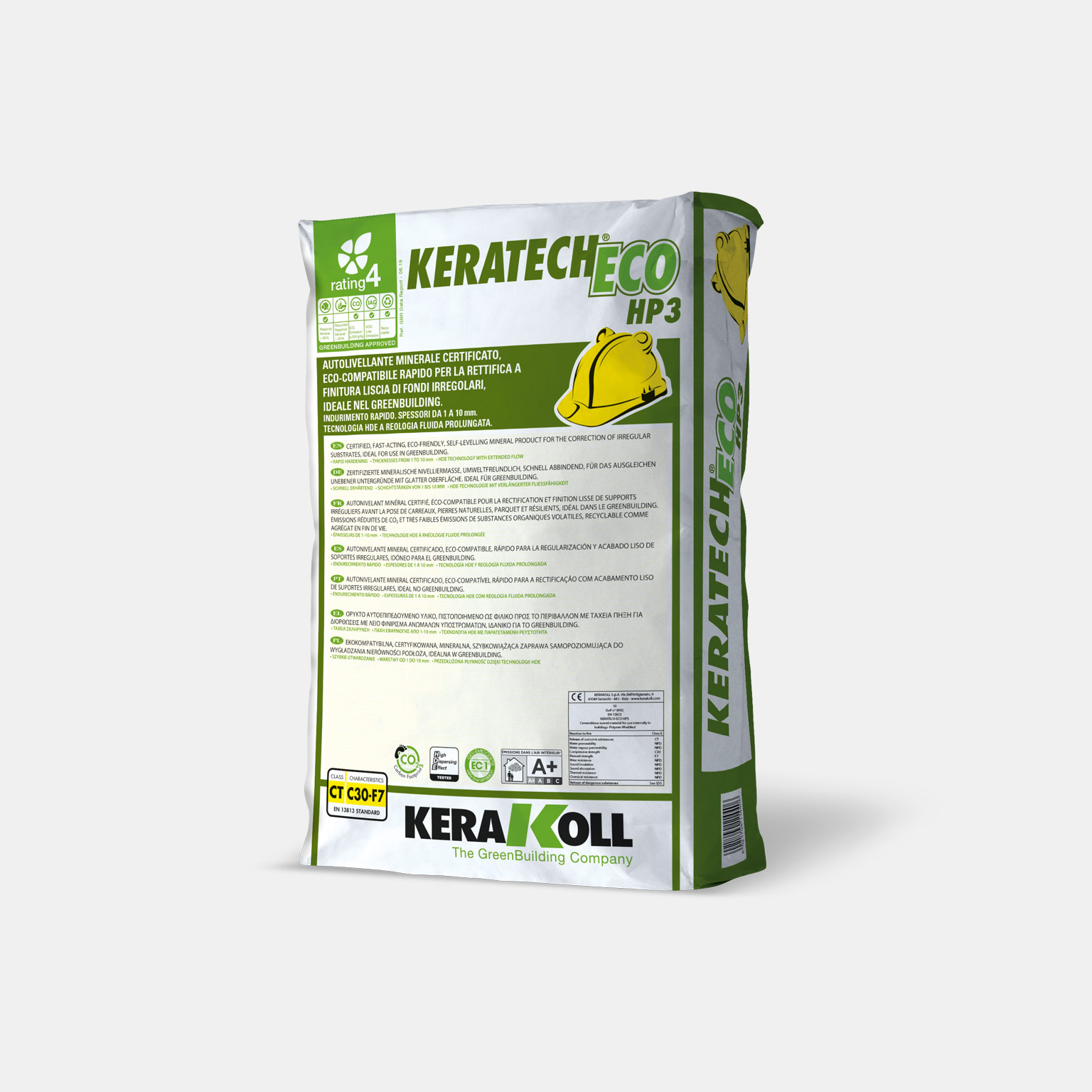 Keratech Eco HP3 - immagine pack