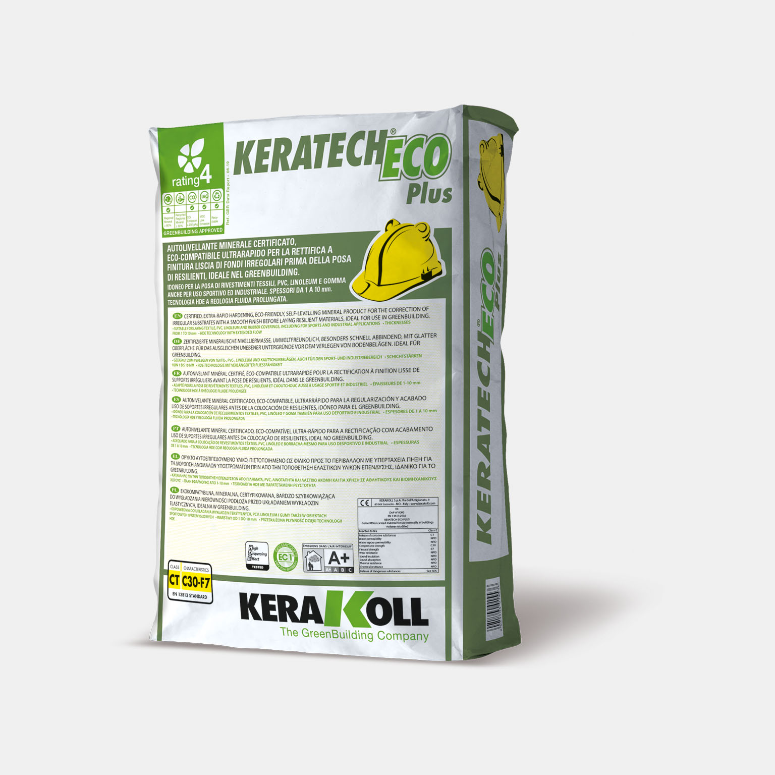 Keratech Eco Plus - immagine pack