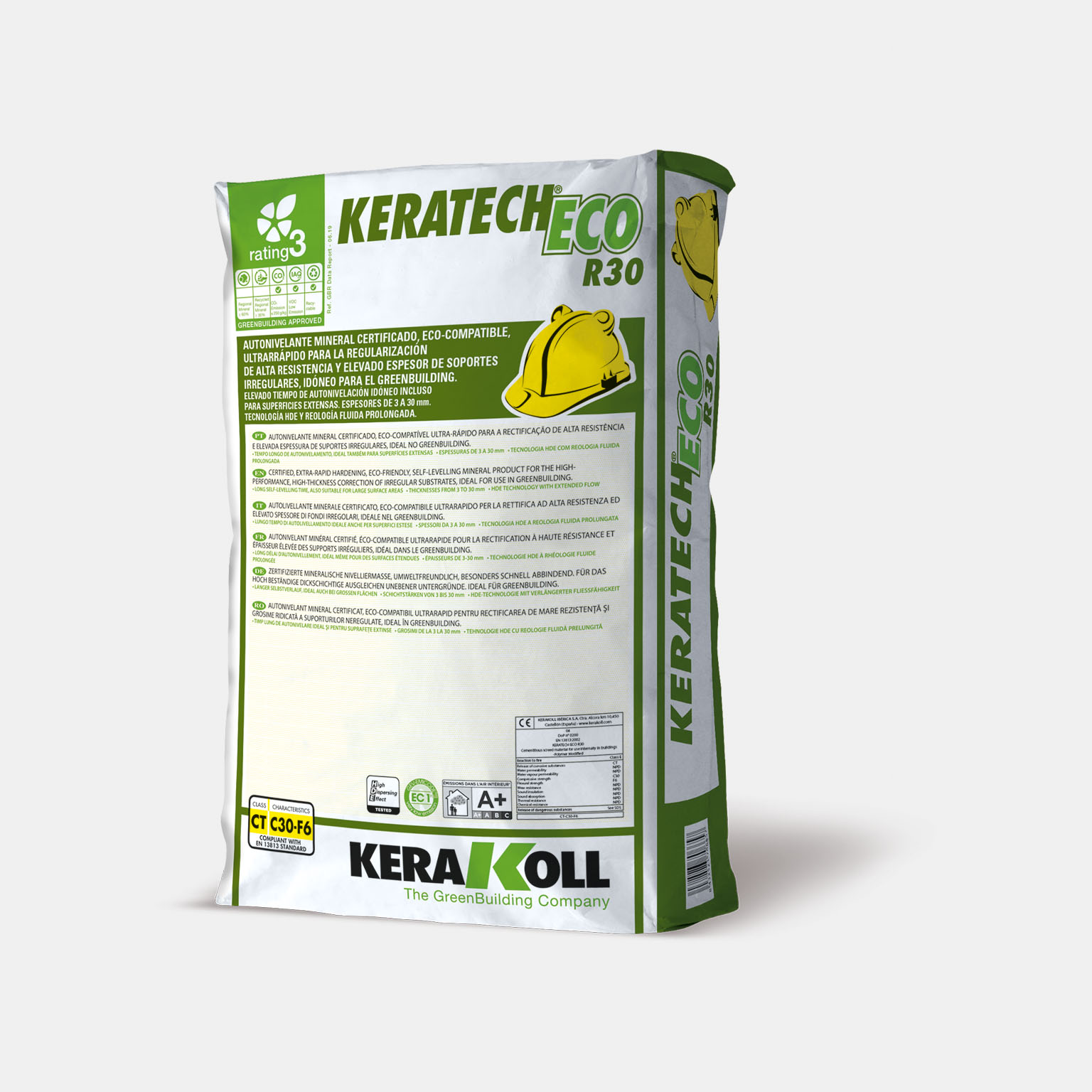 Keratech Eco R30 - immagine pack